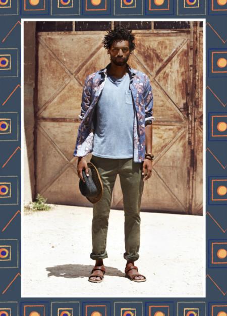 Mango Tembo 2015 Menswear Collection Thiago Santos 002