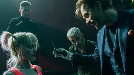 Birds Prey Movie Harley Quinn Vs Black Mask Torture Scene 12 M23f