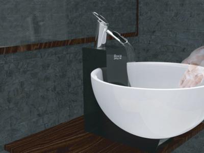 Un lavabo de limpieza automática gana el Roca One Day Design Challenge