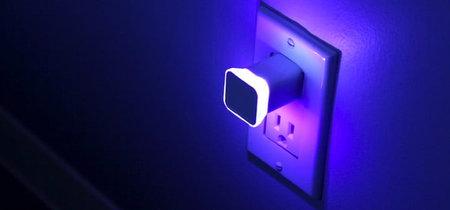 Aumi Mini, una sencilla luz que te notifica visualmente eventos en tus aplicaciones y dispositivos