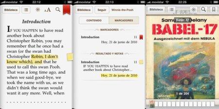 Apple iBooks iPhone iOS 4