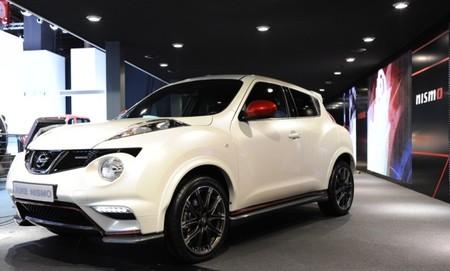 Nissan Juke Nismo, el primer coche del preparador fabricado en Europa
