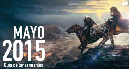 Guía de lanzamientos: mayo de 2015