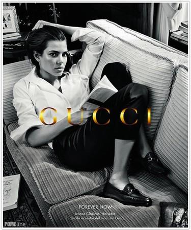 Carlota Casiraghi ama a Gucci y Gucci ama a Carlota Casiraghi