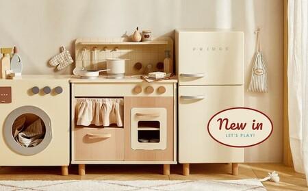 Zara Home lanza una colección de cocinitas vintage que adorarán nuestros pequeños chefs