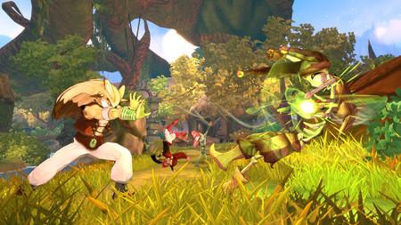 Shiness: The Lightning Kingdom es el RPG indie que usa un sistema de combate inspirado en los juegos de lucha