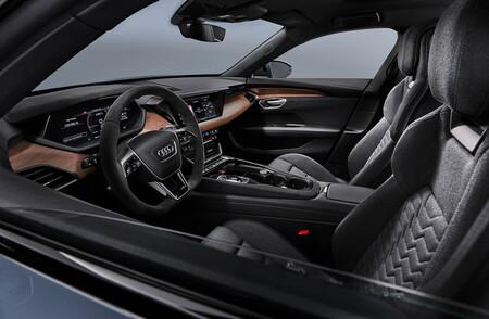 Interior RS etron GT