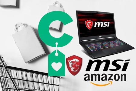 9 interesantes y potentes portátiles gaming rebajados en la MSI Week de Amazon