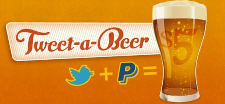 Tweet-a-beer