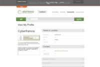 Atomkeep, creación de perfiles unificados en Internet