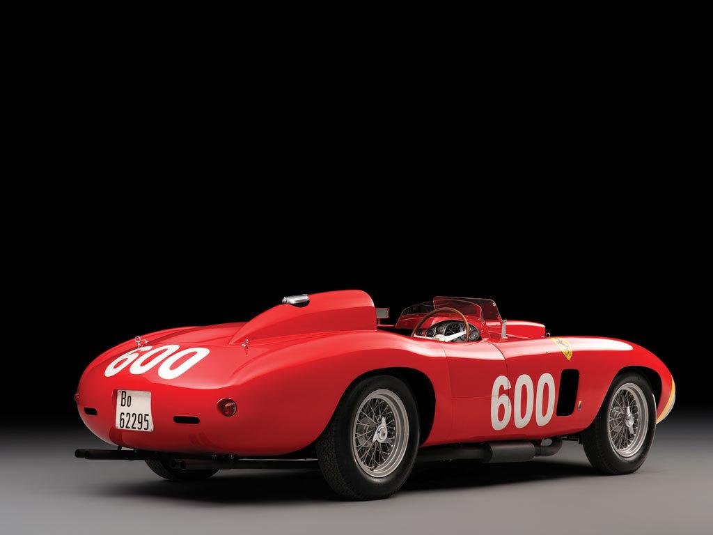 Foto de Ferrari 290 MM de Juan Manuel Fangio (2/15)