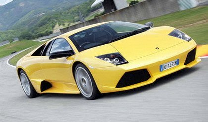 Lamborghini Murcielago LP40 Colores