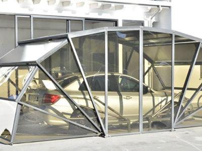 Con esta plaza de garaje luces coche y casa a la vez