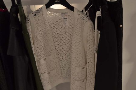 Chanel colección Primavera-Verano 2012look