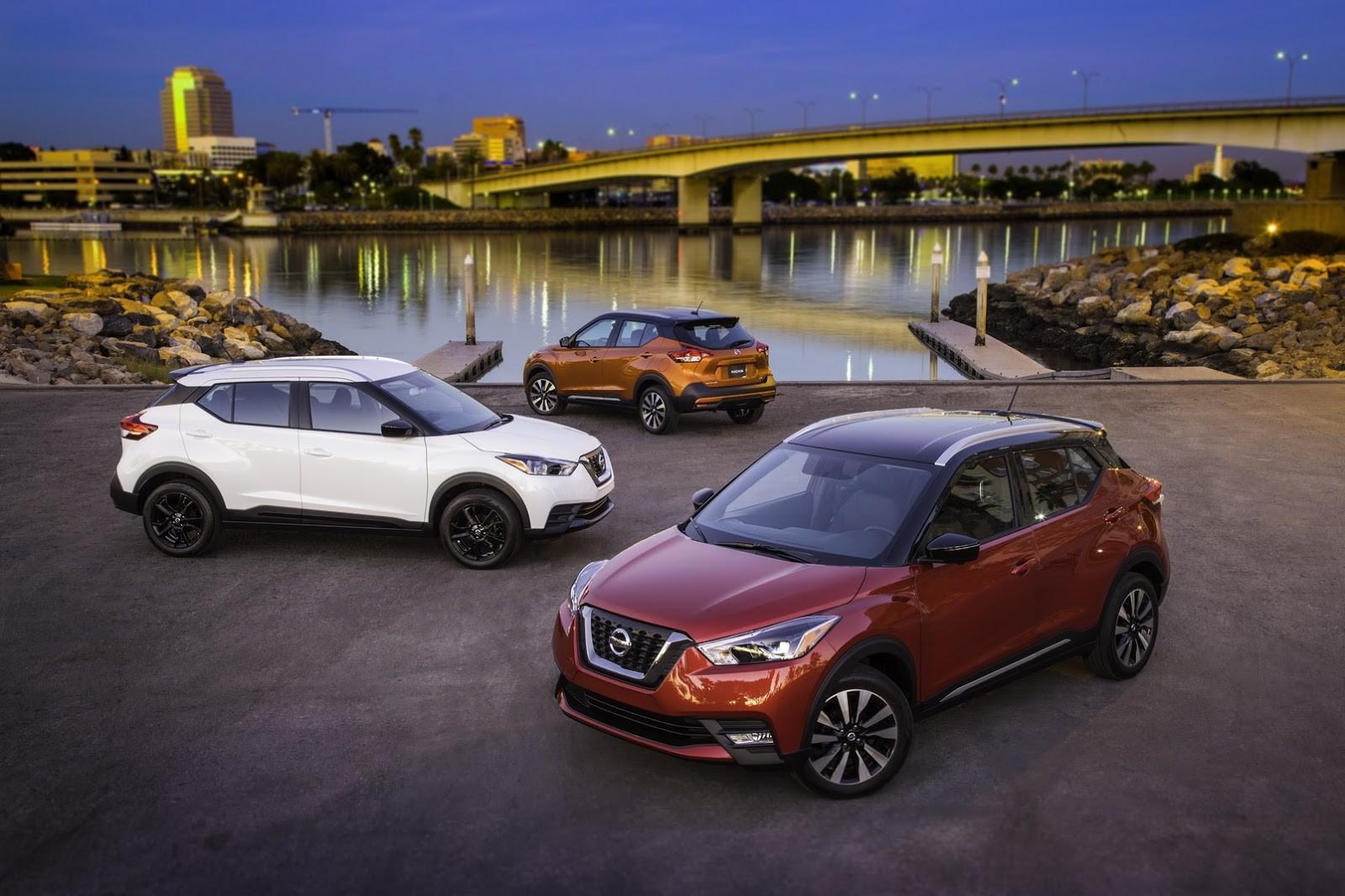 2018 Nissan Kicks (EE.UU)