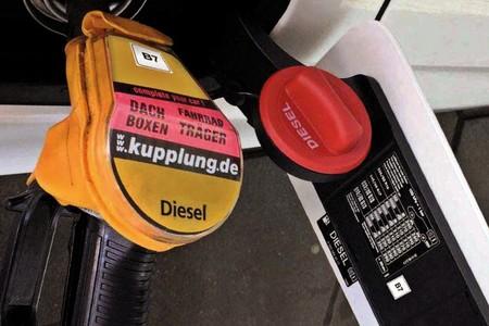 Etiqueta Gasolinera