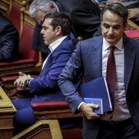 ¿Qué Grecia se encuentra el nuevo Gobierno de Mitsotakis?