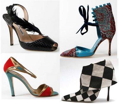 Zapatos exclusivos y de dise o for Diseno de zapatos