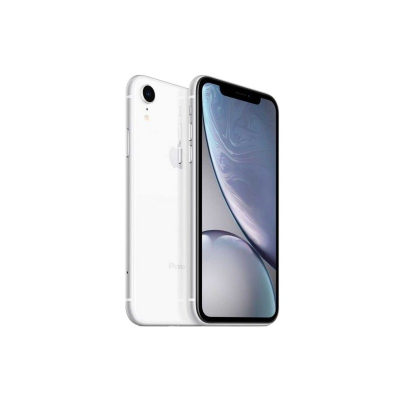 Apple iPhone XR 256Gb Blanco Libre
