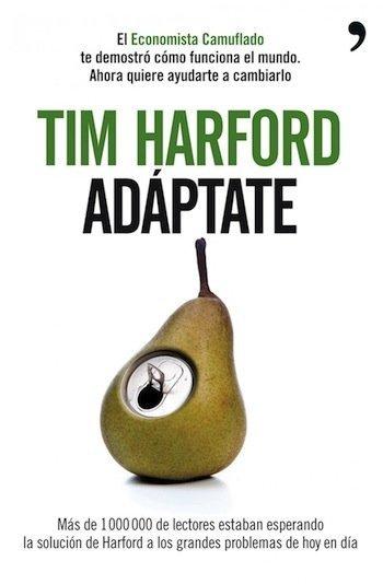 'Adáptate' de Tim Harford