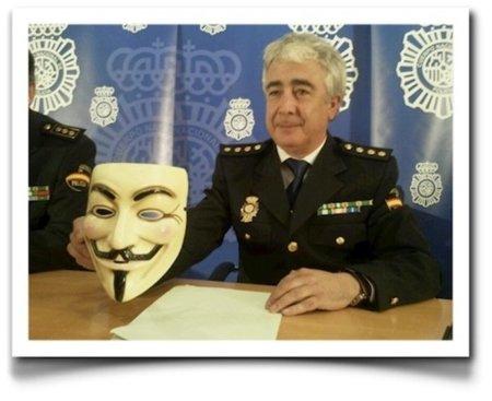Anonymous se ha enterado por la prensa de algunas de sus últimas acciones