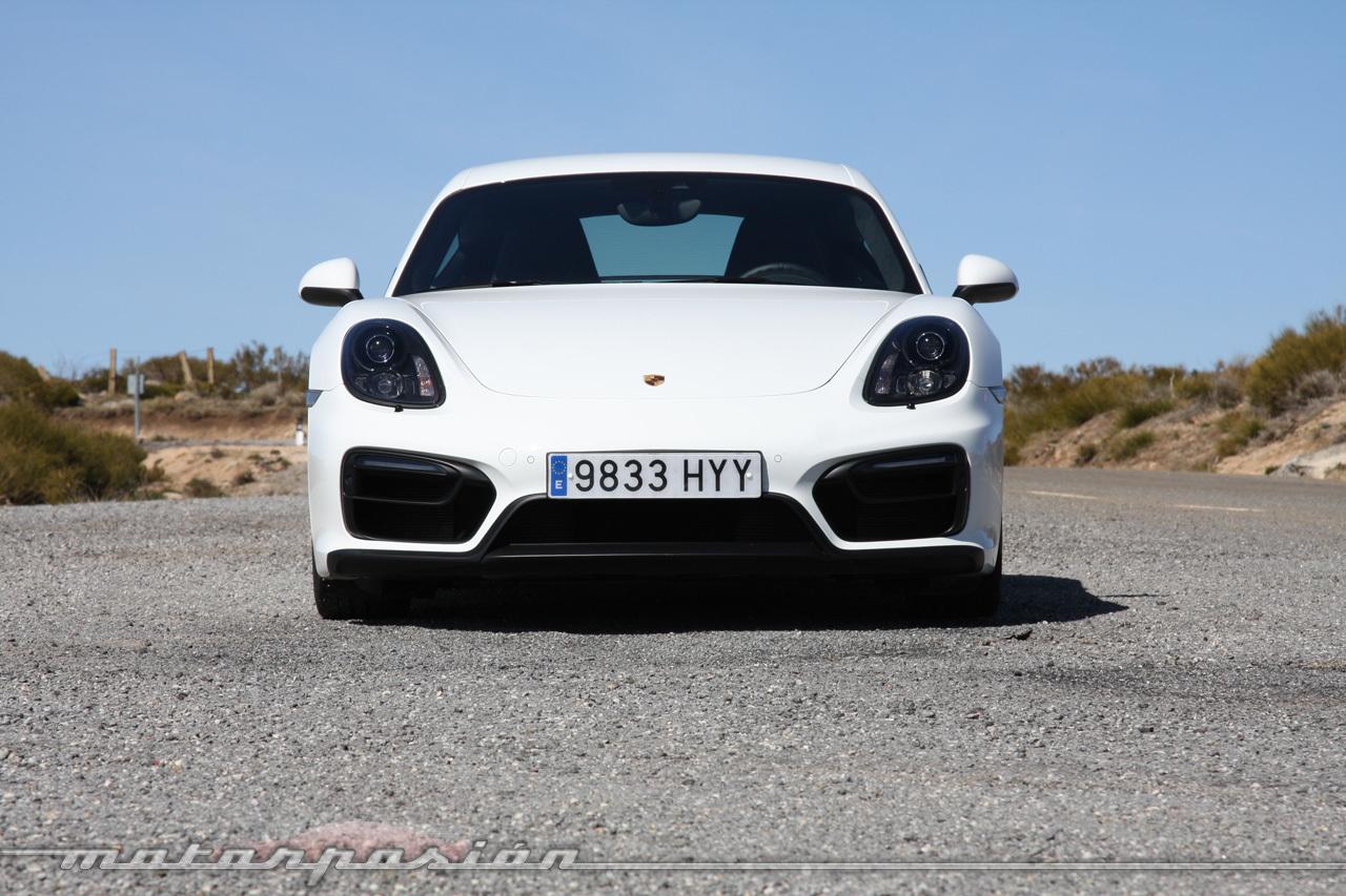 Foto de Porsche Cayman GTS (prueba) (33/34)