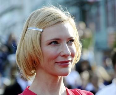 ¿Qué Cate Blanchett no quiere trabajar para Armani? ¡Añadid más ceros al cheque!