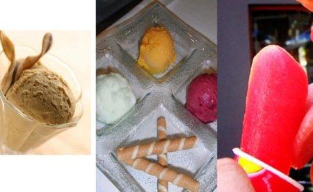 Adivina adivinanza: ¿Qué tipo de helado es el más saludable?