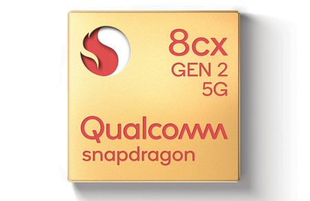 Qualcomm Snapdragon 8cx Gen 2 5g Compute Platform Badge