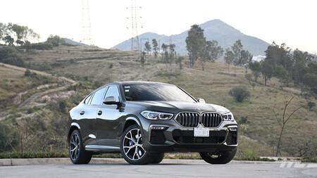 BMW X6 M50i (prueba)