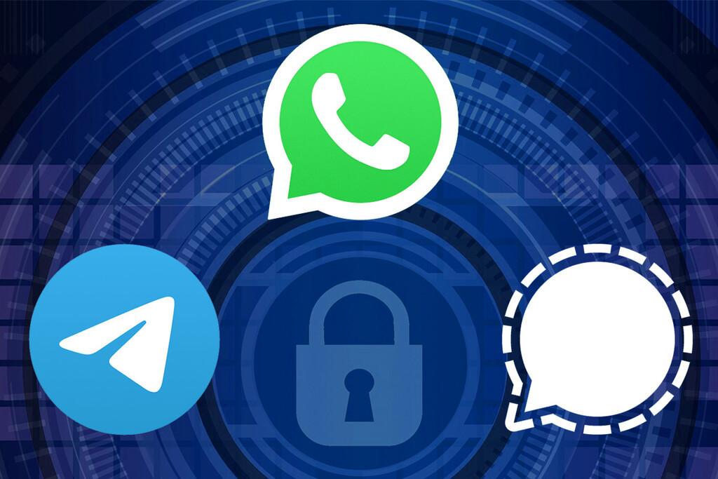 Descubre qué app de mensajería usan tus contactos para chatear siempre con la mas segura