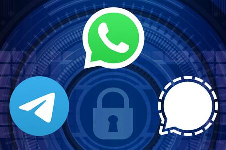 Descubre qué apps de mensajería usan tus contactos para chatear siempre con la más segura