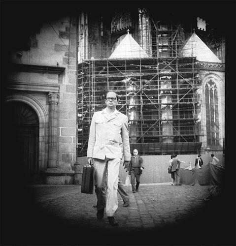 Foto de Praga bajo el objetivo de la policía secreta (1/9)