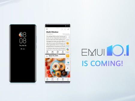 EMUI 10.1: esta es la lista de smartphones Huawei y Honor que recibirán la actualización en México