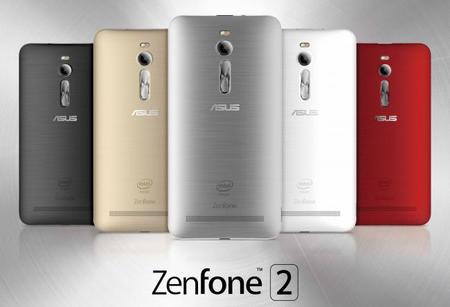 Asus ZenFone 2, toda la información