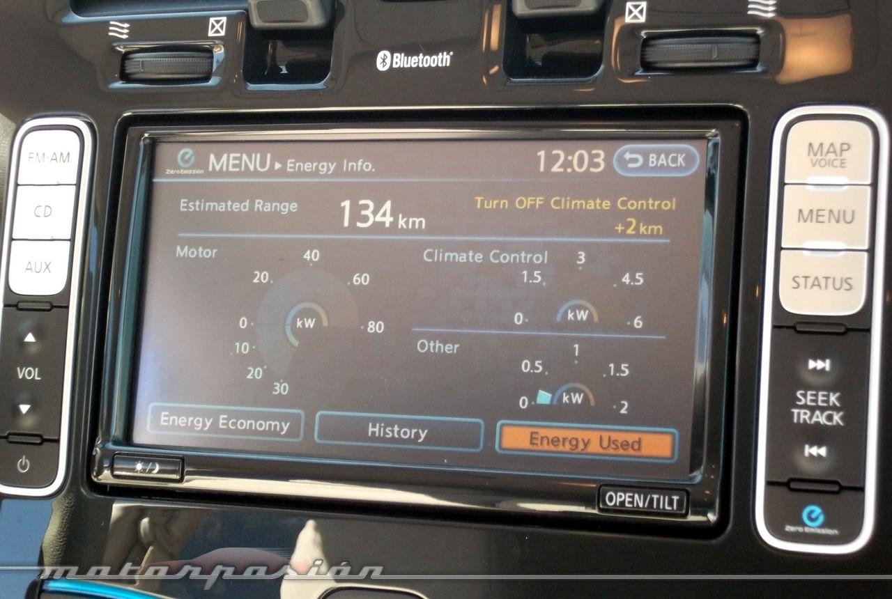 Foto de Nissan Leaf (presentación) (37/58)