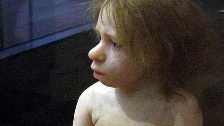 Lactancia Neandertal
