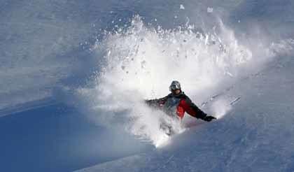 Los miércoles, día del esquiador en Sierra Nevada