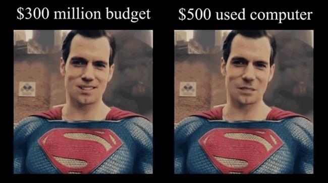Deepfakes Superman