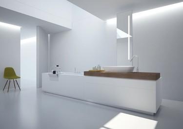 Nordic, el sistema integrado para el baño de Makro estará en el Salón Internacional del Mueble de Milán