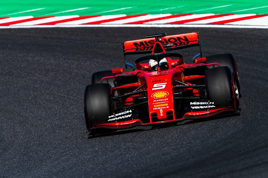 La FIA no sancionó la salida en falso de Sebastian Vettel en Suzuka porque el sensor no la detectó
