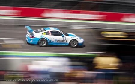 Porsche Cup en Valencia