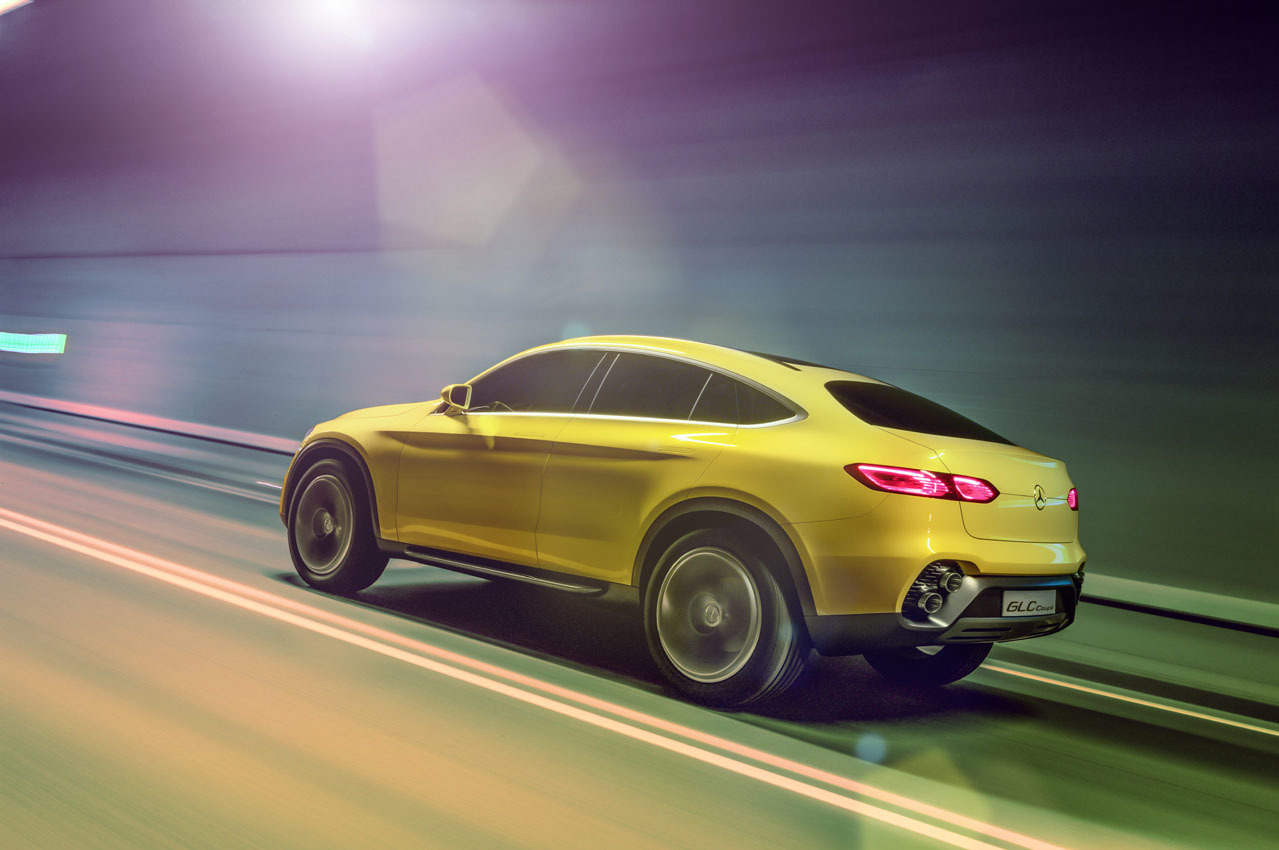 Foto de Mercedes-Benz Concept GLC Coupé (12/14)