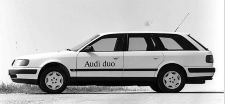 1991 Audi Duo II