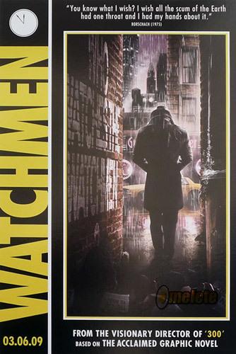 Foto de 'Watchmen', nuevos posters (3/7)