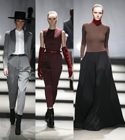 Davidelfin Otoño-Invierno 2009/2010, en la Semana de la Moda de Nueva York