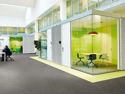 Juega con el color del suelo con los pavimentos vinílicos Sphera de Forbo