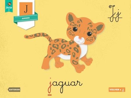 El ABC de la Abejita para que los más pequeños aprendan el alfabeto en el iPad