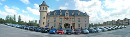 Tercera quedada general del Club Peugeot 407
