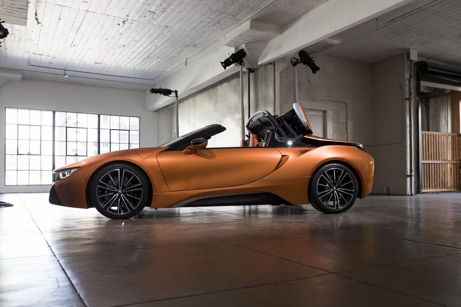 Foto de BMW i8 Roadster (primeras impresiones) (11/30)